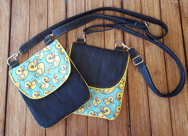 Polly Cross Body Pouch - two pretty poppets