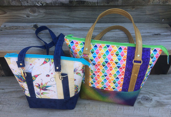 Classic Carryall Handbag & Tote - Andrie Designs