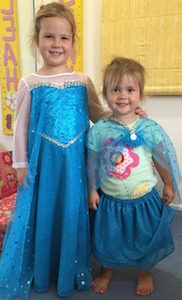 My 'Frozen' Girls