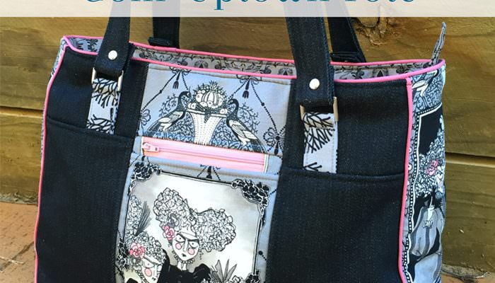 Goin' Uptown Tote