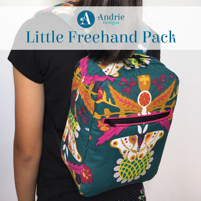 Little Freehand Pack - Pattern Inspiration - Andrie Designs