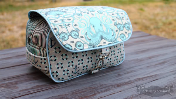 Coming soon on the blog from two pretty poppets - the Sew Along for the Hang About Toiletry Bag pattern! www.andriedesigns.com