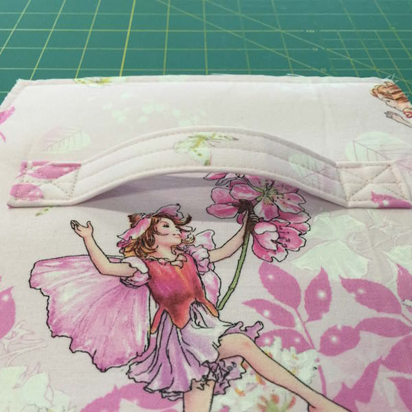 Hang About Toiletry Bag Sew Along - pattern by two pretty poppets (www.twoprettypoppets.com)