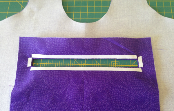 Stand Up and Tote Notice Inner Zipper Pocket Pattern Hack