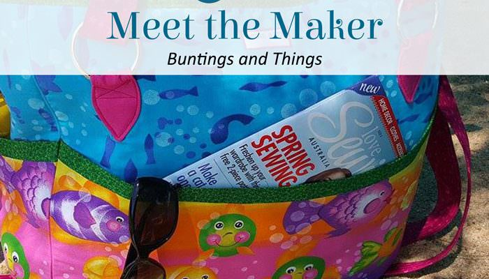 Meet the Maker: Buntings & Things