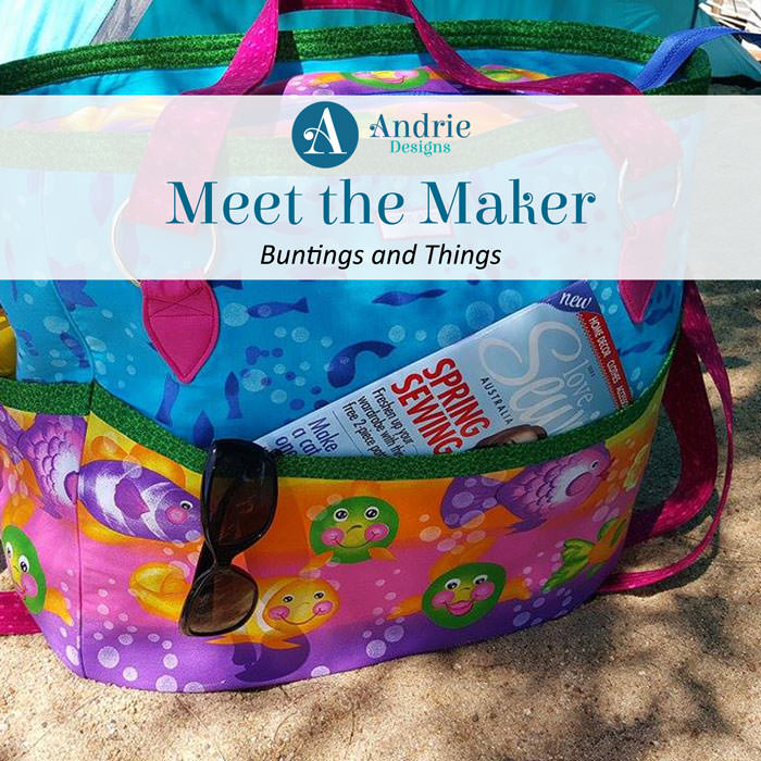 Meet the Maker: Buntings & Things - Andrie Designs