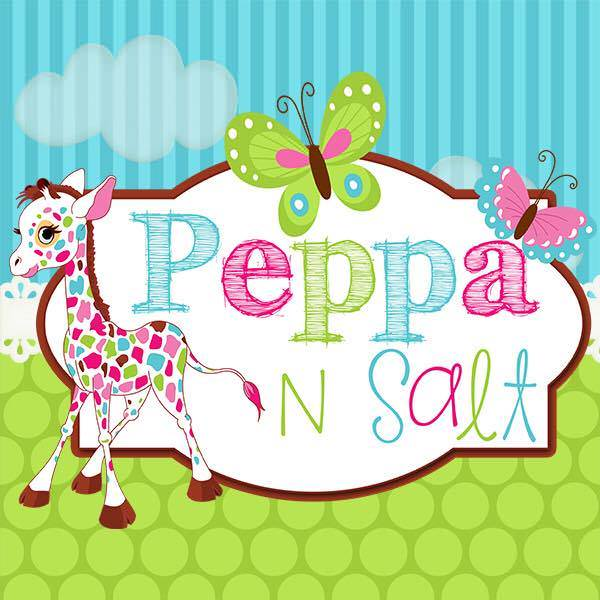Meet the Maker: Peppa N Salt - two pretty poppets