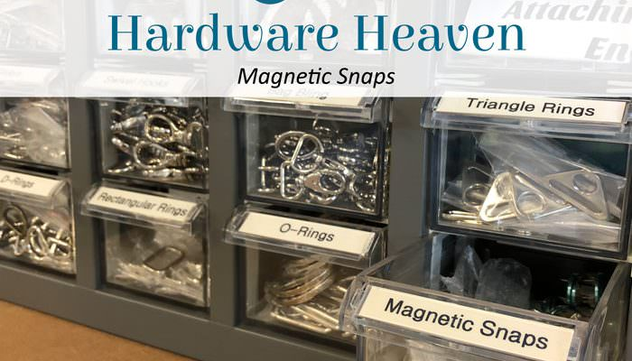 Hardware Heaven: Magnetic Snaps