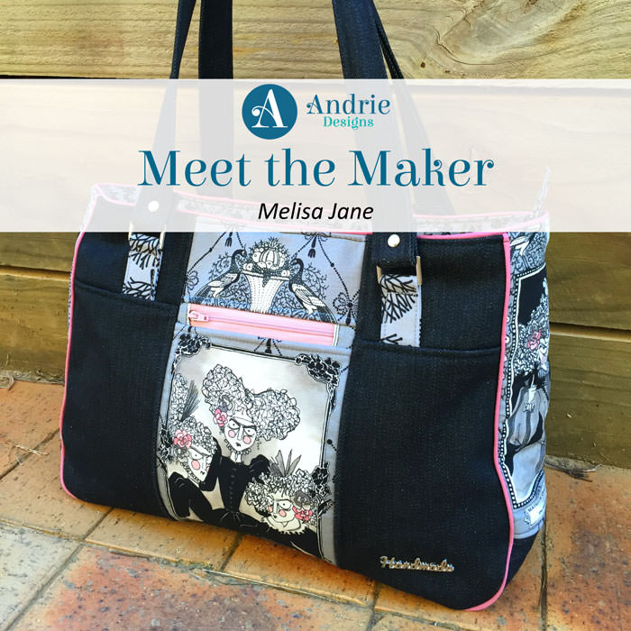 Meet the Maker: Melisa Jane - Andrie Designs