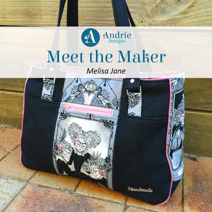 Meet the Maker: Melisa Jane - Andrie Designs