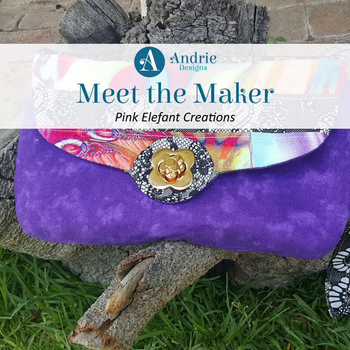 Meet the Maker: Pink Elefant Creations - Andrie Designs