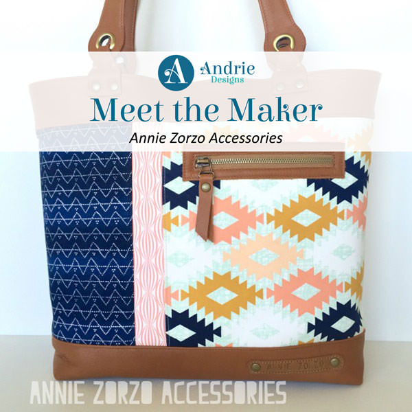 Meet the Maker - Annie Zorzo Accessories - Andrie Designs