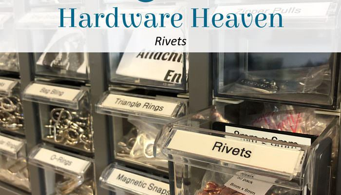 Hardware Heaven: Rivets
