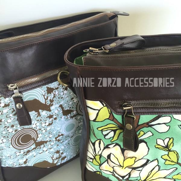 Meet the Maker - Annie Zorzo Accessories - two pretty poppets