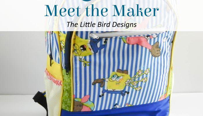 Meet the Maker: The Little Bird Designs