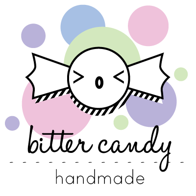 Meet the Maker - Bitter Candy Handmade - two pretty poppets