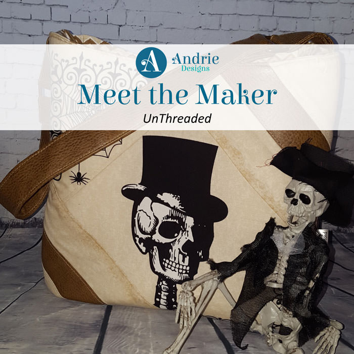 Meet the Maker: UnThreaded - Andrie Designs