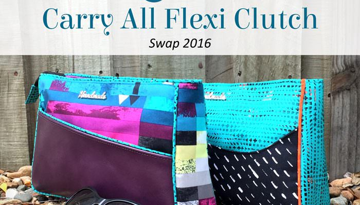 Carry All Flexi Clutch Swap 2016