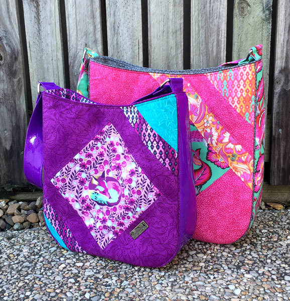 Both small and large sized Feature Me Everyday Totes - Andrie Designs