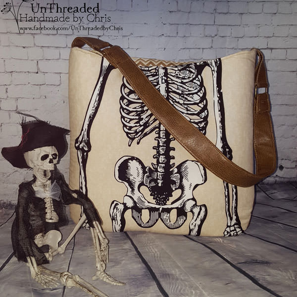Love this Mr. Chillingsworth Feature Me Everyday Tote! - Andrie Designs