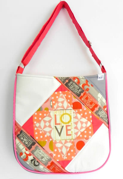 L-O-V-E Feature Me Everyday Tote - Andrie Designs