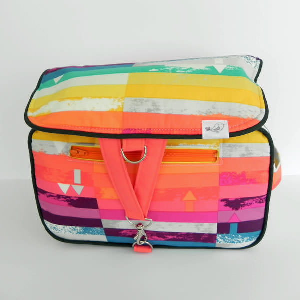 Katarina Roccella-themed Hang About Toiletry Bag - Andrie Designs