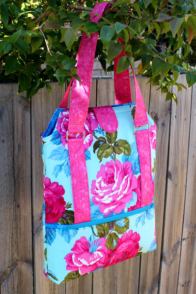 Large sized Heavy Hauler Tote Bag - Andrie Designs
