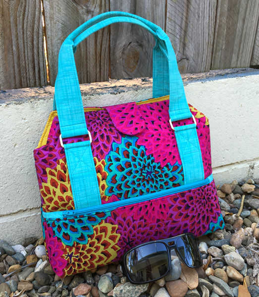 Small sized Heavy Hauler Tote Bag - Andrie Designs