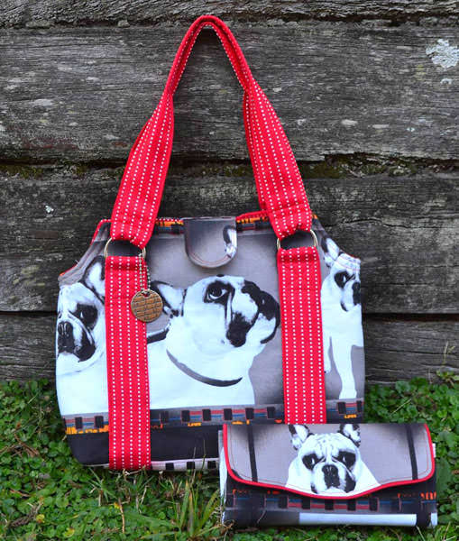 Here pooch! Heavy Hauler Tote Bag - Andrie Designs
