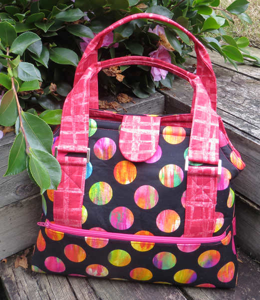 Spots anyone? Heavy Hauler Tote Bag - Andrie Designs