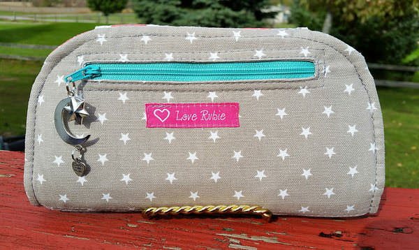 Cleo Everyday Wallet - two pretty poppets