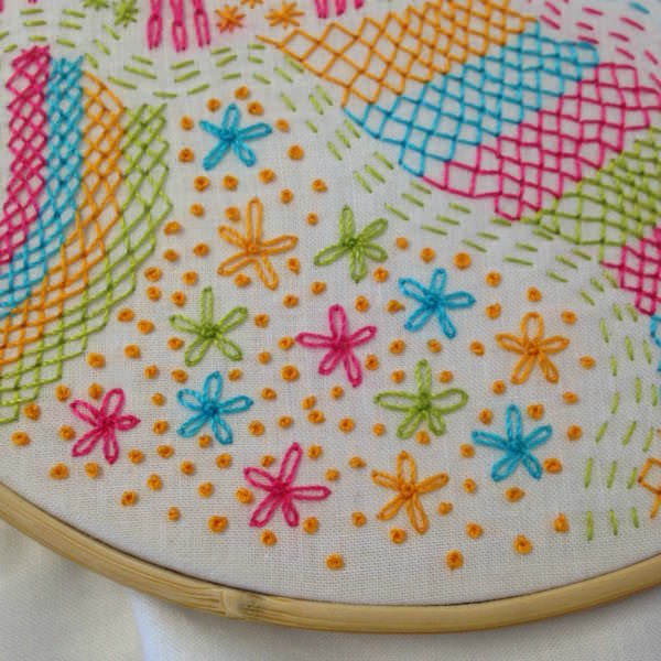 Freestyle Stitching - Sew Today, Clean Tomorrow