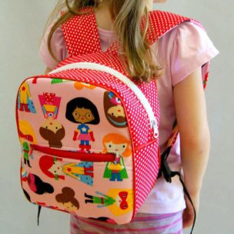Little girls' Little Freehand Pack - Andrie Designs
