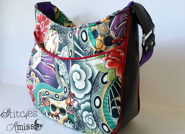 Check out this amazing Roll With It Tote! - Andrie Designs
