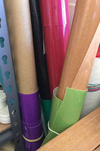 two pretty poppets - My Fabric Stash