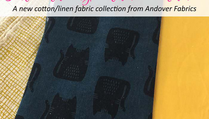 Introducing Maker Maker by Andover Fabrics: Part 1