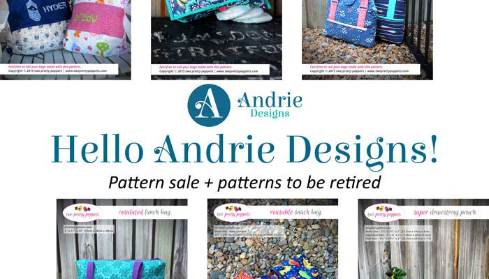 Hello Andrie Designs!
