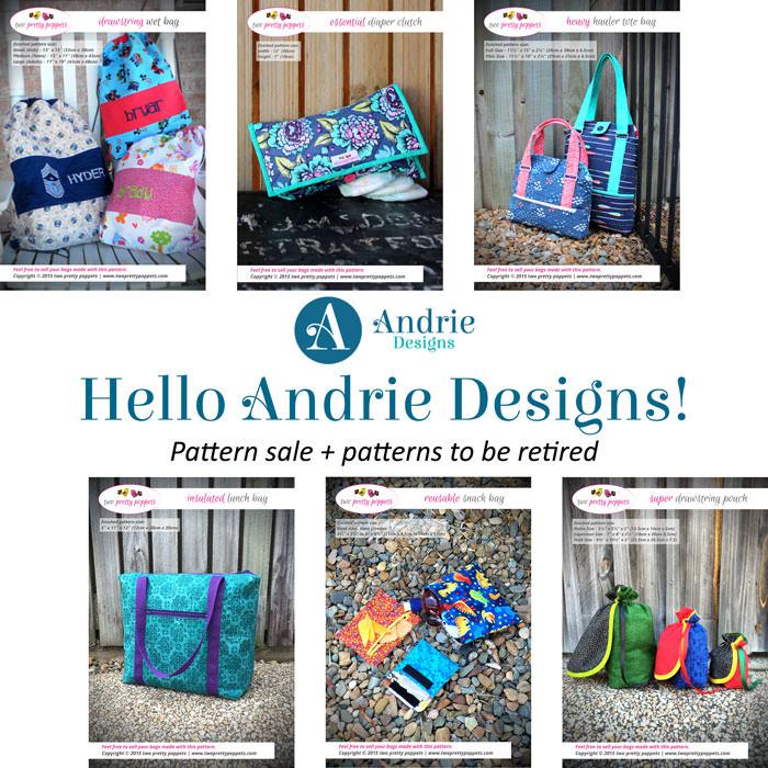 Hello Andrie Designs