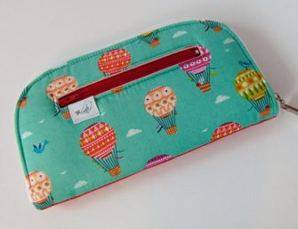 Cleo Gets Zipped - Andrie Designs
