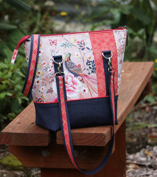 Absolutely LOVE this Classic Carryall Handbag & Tote!! - Andrie Designs