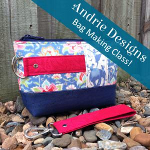Andrie Designs Bag Making Class