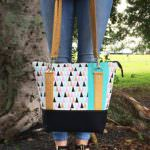 Classic Carryall Handbag & Tote - Andrie Designs