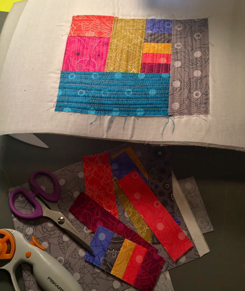 Quilt Me A Bag Series - Andrie Designs