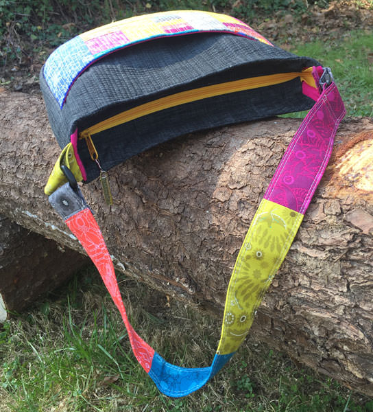 Quilt Me A Bag - Roll With It Tote - Andrie Designs