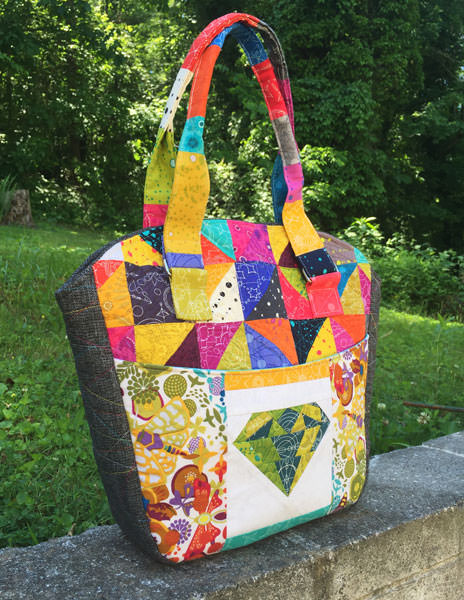 Quilt Me A Bag - Creative's Tote - Andrie Designs
