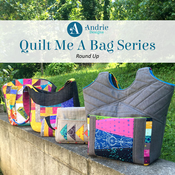 Quilt Me A Bag - Andrie Designs