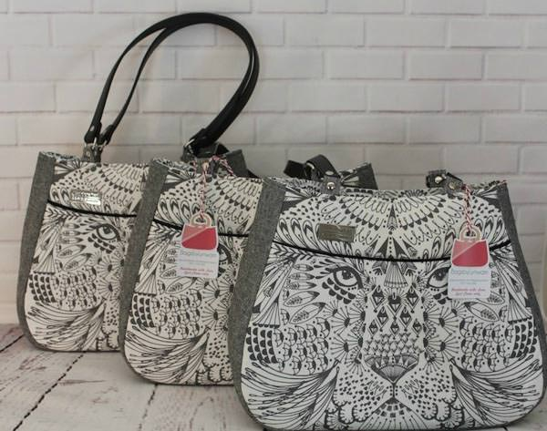 Meet the Maker - Bags by Lynwam - Andrie Designs