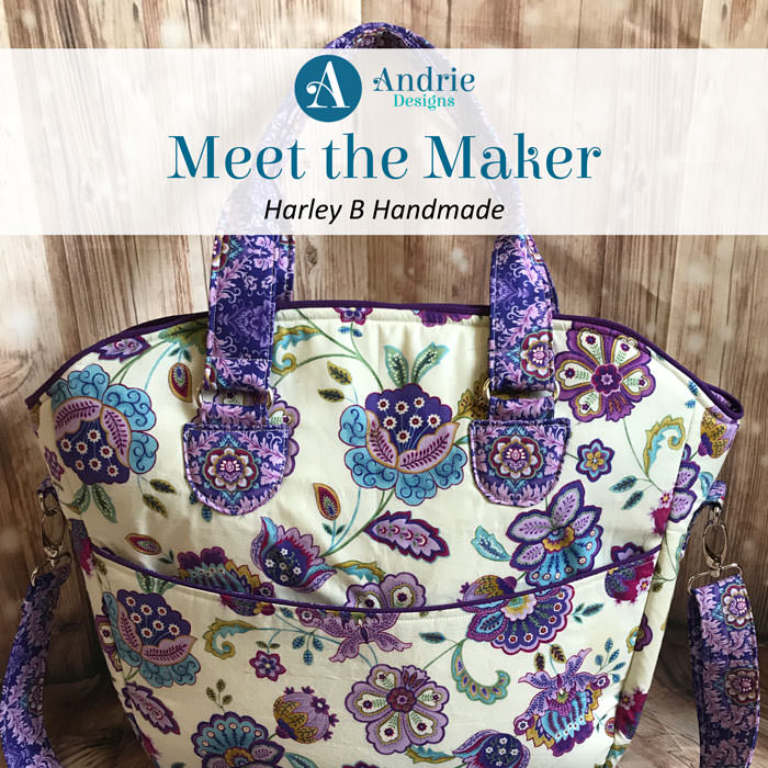 Meet the Maker - Harley B Handmade - Andrie-Designs