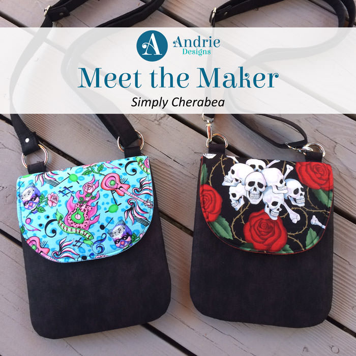 Meet the Maker - Simply Cherabea - Andrie Designs