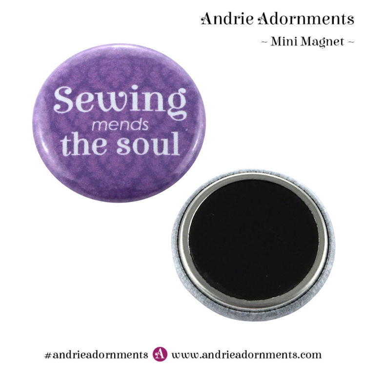Andrie Adornments - Mini Magnet